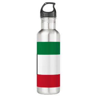 Kuwait Flag 710 Ml Water Bottle
