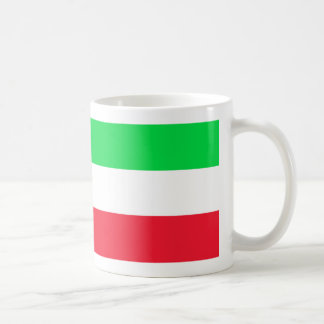 Kuwait Flag Coffee Mug