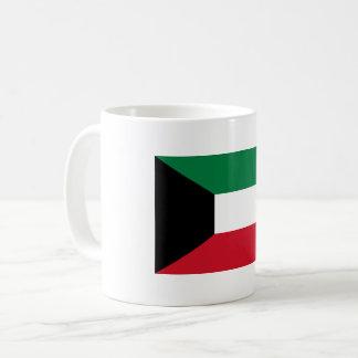 Kuwait Flag Coffee Mug