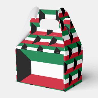Kuwait Flag Favour Box