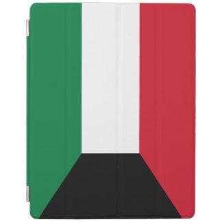 Kuwait Flag iPad Cover
