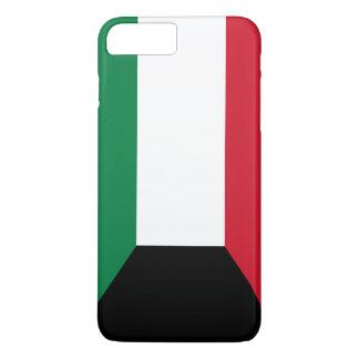 Kuwait Flag iPhone 8 Plus/7 Plus Case
