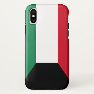 Kuwait Flag iPhone X Case