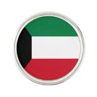 Kuwait Flag Lapel Pin