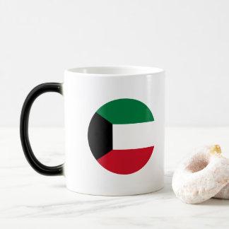 Kuwait Flag Magic Mug