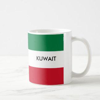 Kuwait flag mug
