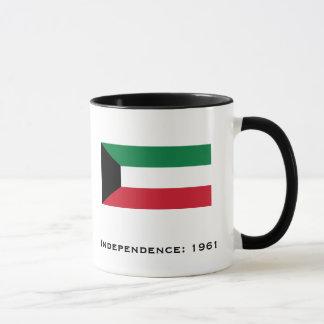 Kuwait* Flag Mug  القدح الكويت