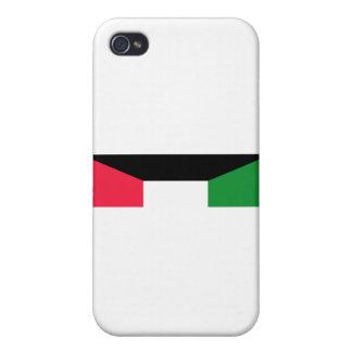Kuwait Liberation Ribbon iPhone 4 Covers