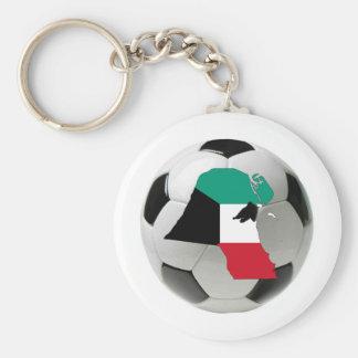 Kuwait national team key chain