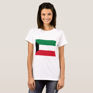 Kuwait National World Flag T-Shirt