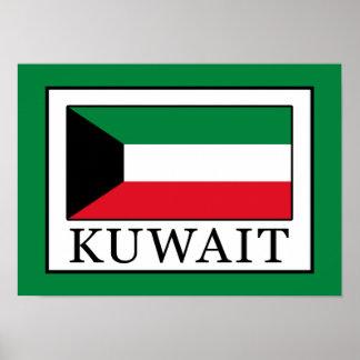 Kuwait Poster