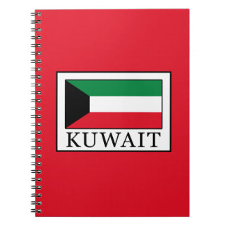 Kuwait Spiral Notebook