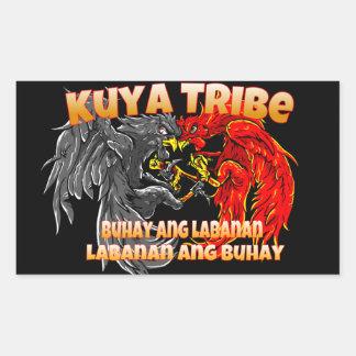 Kuya Tribe Glossy Sticker