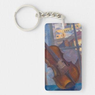 Kuzma Petrov-Vodkin - A Violin Key Ring