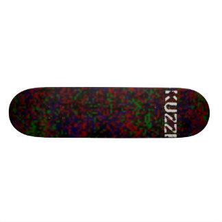 Kuzzi dark graffiti board skate decks
