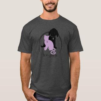 KV-POP custom tee-shirt (dark) T-Shirt