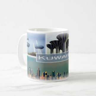 KW  Kuwait - Coffee Mug