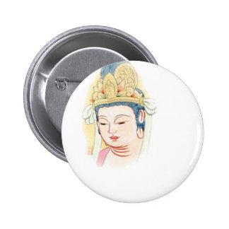 Kwan Yin Or Guanyin Pins