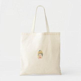 Kwan Yin Or Guanyin Budget Tote Bag