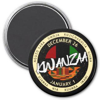Kwanzaa 7 Principles Magnet