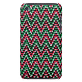 Kwanzaa African Geometric Print - Chevron Case-Mate iPod Touch Case