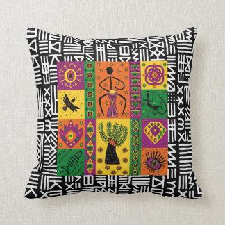 Kwanzaa African Style  Graphic Cushion