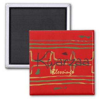 Kwanzaa Magnet