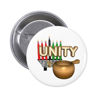 Kwanzaa Purpose Holiday 6 Cm Round Badge