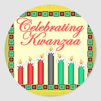 KWANZAA Sticker