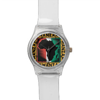 Kwanzaa with Africa Watch