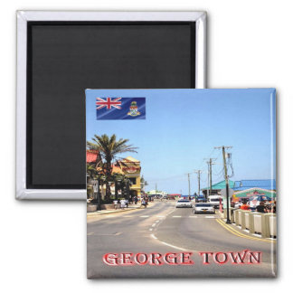 KY - Cayman Islands - George Town Main Street Magnet