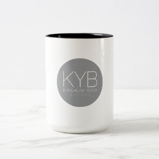 KYB 15oz Two Tone Mug