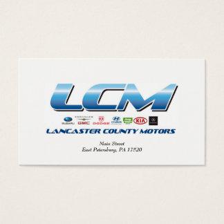 Kyle @ LCM Business Card