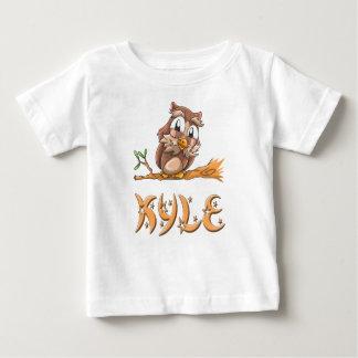 Kyle Owl Baby T-Shirt