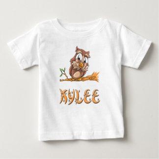 Kylee Owl Baby T-Shirt