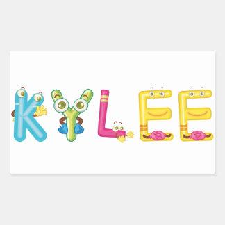 Kylee Sticker