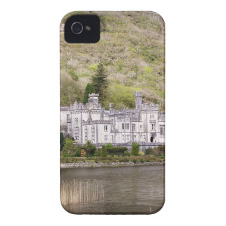 Kylemore Abbey Castle in Ireland Case-Mate iPhone 4 Cases