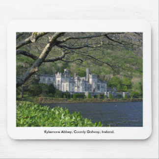 Kylemore Abbey, Connemara, County Galway Mouse Pad
