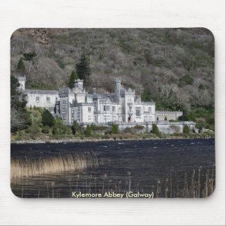 Kylemore Abbey Mouse Pad