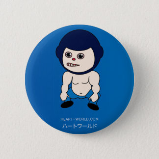 Kymani Li 6 Cm Round Badge