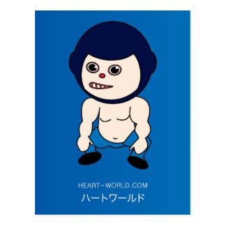 Kymani Li Postcard