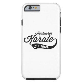 Kyokushin Karate Vintage Phone Case (Iphone 6)
