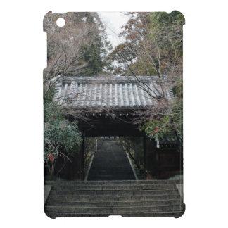 kyoto: arashiyama: mountain and river cover for the iPad mini