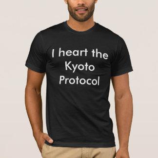 Kyoto Protocol T-Shirt