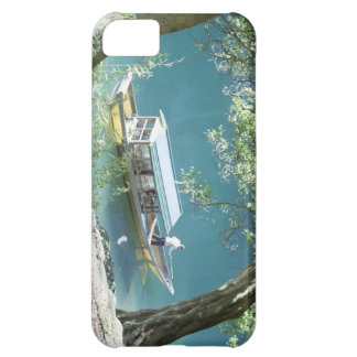 Kyoto river boat iPhone 5C covers