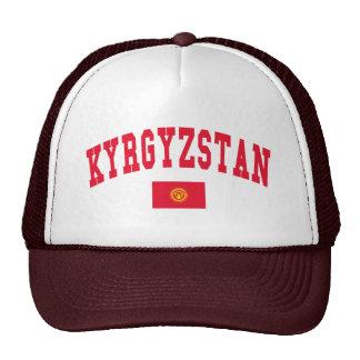 KYRGYZSTAN MESH HATS