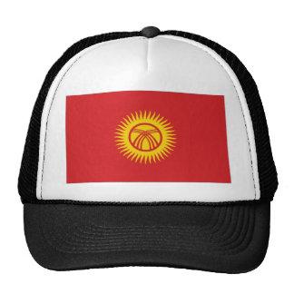 Kyrgyzstan National Flag Hat
