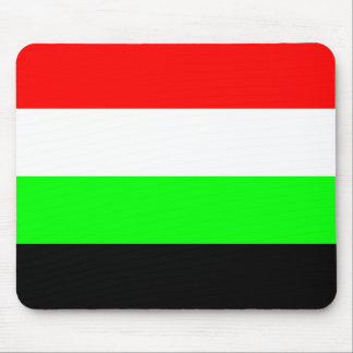 Kyrgyzstan (Proposed), Kuwait flag Mousepads
