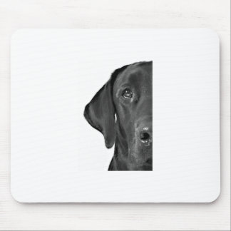 Kyro Half Dog Mouse Pad