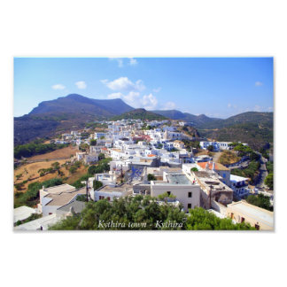 Kythira town – Kythira Art Photo